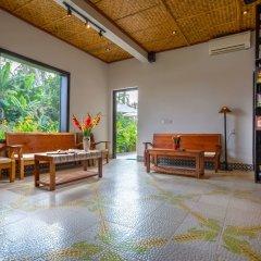 Отель Hoi An Corn Riverside Villa развлечения