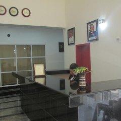 Отель Meadway Luxury Hotels Нигерия, Энугу - отзывы, цены и фото номеров - забронировать отель Meadway Luxury Hotels онлайн интерьер отеля