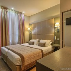 Отель Villa Margaux Opera Montmartre Париж комната для гостей фото 5