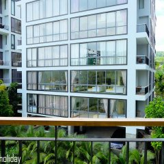 Отель Icon Park Condominium Kamala балкон