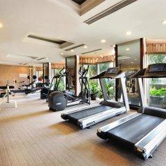 Отель Sofitel Shanghai Hyland Китай, Шанхай - отзывы, цены и фото номеров - забронировать отель Sofitel Shanghai Hyland онлайн фитнесс-зал