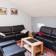Отель Basco Slavija Square Apartment Сербия, Белград - отзывы, цены и фото номеров - забронировать отель Basco Slavija Square Apartment онлайн комната для гостей фото 2