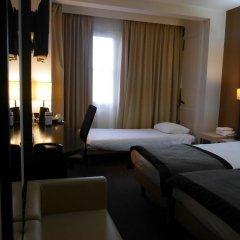 Отель Best Western City Centre Брюссель сейф в номере