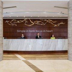 Отель Holiday Inn Shanghai Hongqiao Central интерьер отеля фото 2