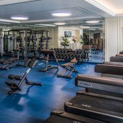 Отель Palazzo Versace Dubai фитнесс-зал