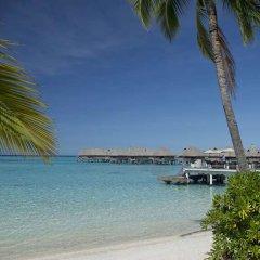 Отель Sofitel Moorea la Ora Beach Resort пляж фото 4