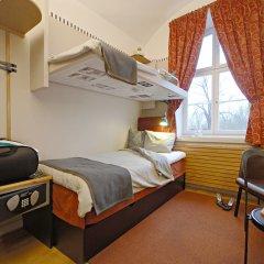 Отель Långholmen Hotell Швеция, Стокгольм - отзывы, цены и фото номеров - забронировать отель Långholmen Hotell онлайн комната для гостей фото 4