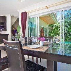 Отель Sun Paradise Villas Karon в номере