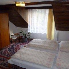 Отель Penzion U Doubku Карловы Вары комната для гостей