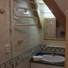 Отель George Pension ванная