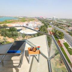 Отель Park Inn by Radisson, Abu Dhabi Yas Island балкон