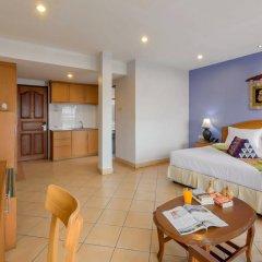 Отель Seven Oak Inn комната для гостей