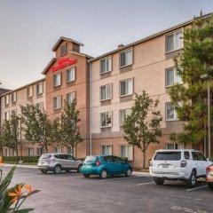Отель Hilton Garden Inn San Jose/Milpitas парковка