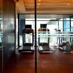 Отель Aetas Lumpini Бангкок фитнесс-зал фото 3