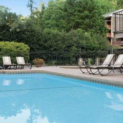 Отель Days Inn by Wyndham Gatlinburg On The River бассейн фото 3