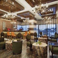 Отель Justiniano Deluxe Resort – All Inclusive Окурджалар интерьер отеля фото 2