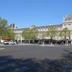 Отель Crowne Plaza Paris Republique парковка