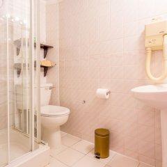Отель London Elizabeth Hotel Великобритания, Лондон - 1 отзыв об отеле, цены и фото номеров - забронировать отель London Elizabeth Hotel онлайн ванная фото 2