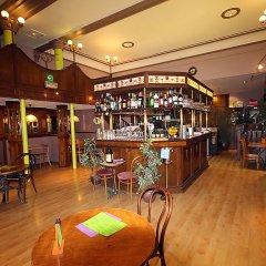 Hotel Derby Брюссель гостиничный бар