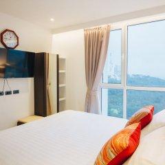Отель Sea View Residence Cozy Beach By Jeab Паттайя балкон