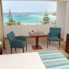 Отель Nissi Beach Resort комната для гостей фото 3