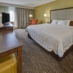 Отель Hampton Inn Concord/Kannapolis комната для гостей