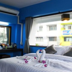 Отель Krabi City View. Таиланд, Краби - отзывы, цены и фото номеров - забронировать отель Krabi City View. онлайн комната для гостей фото 5
