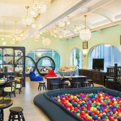 Отель JW Marriott Phu Quoc Emerald Bay Resort & Spa детские мероприятия