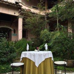 Отель La Casa Rosada Копан-Руинас помещение для мероприятий