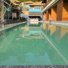 Отель Chermantra Aonang Resort and Pool Suite бассейн фото 3