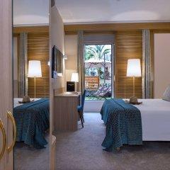 Отель Beau Rivage Франция, Ницца - отзывы, цены и фото номеров - забронировать отель Beau Rivage онлайн комната для гостей