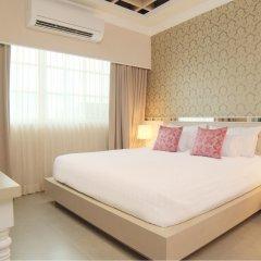 Отель The Raya Surawong Bangkok Бангкок комната для гостей фото 5
