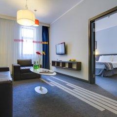 Гостиница Парк Инн от Рэдиссон Роза Хутор (Park Inn by Radisson Rosa Khutor) комната для гостей фото 5