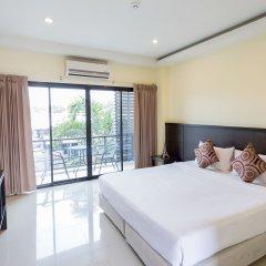 Baan Phor Phan Hotel комната для гостей фото 2