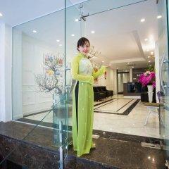 Отель My Linh Hotel Вьетнам, Ханой - отзывы, цены и фото номеров - забронировать отель My Linh Hotel онлайн интерьер отеля фото 2