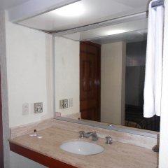 Отель Del Real Hotel & Suites Мексика, Масатлан - отзывы, цены и фото номеров - забронировать отель Del Real Hotel & Suites онлайн ванная