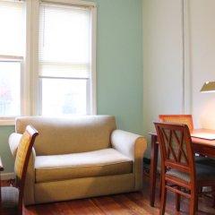 Отель International House - NYC США, Джерси - отзывы, цены и фото номеров - забронировать отель International House - NYC онлайн комната для гостей фото 2