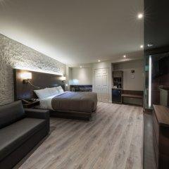 Отель Hôtel & Suites Normandin Lévis Канада, Сен-Николя - отзывы, цены и фото номеров - забронировать отель Hôtel & Suites Normandin Lévis онлайн комната для гостей фото 5