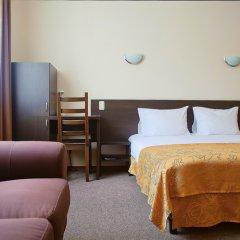 Гостиница СВ 3* Стандартный номер с двуспальной кроватью фото 28