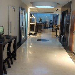 Galerias Hotel фитнесс-зал