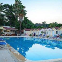 Imeros Hotel бассейн