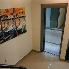 Отель Grupo Kings Suites Alfredo De Musset Мехико балкон