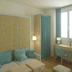 Отель Villa Sorel Булонь-Бийанкур комната для гостей фото 5