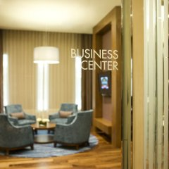 Отель Courtyard By Marriott Seoul Times Square сауна