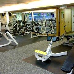 Отель The Salisbury - YMCA of Hong Kong фитнесс-зал фото 4
