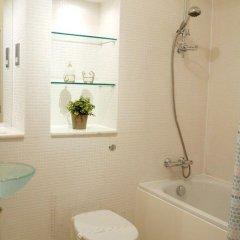 Отель Southwark Nike Apartments Великобритания, Лондон - отзывы, цены и фото номеров - забронировать отель Southwark Nike Apartments онлайн ванная фото 2