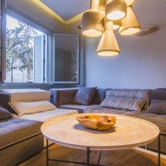 Апартаменты Acropolis Luxury комната для гостей фото 2