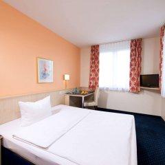 Отель ACHAT Comfort Messe-Leipzig комната для гостей