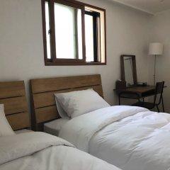Отель Ultari Hostel Jongno Южная Корея, Сеул - отзывы, цены и фото номеров - забронировать отель Ultari Hostel Jongno онлайн комната для гостей фото 5