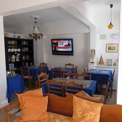 Отель Black Sand Hotel Греция, Остров Санторини - отзывы, цены и фото номеров - забронировать отель Black Sand Hotel онлайн интерьер отеля